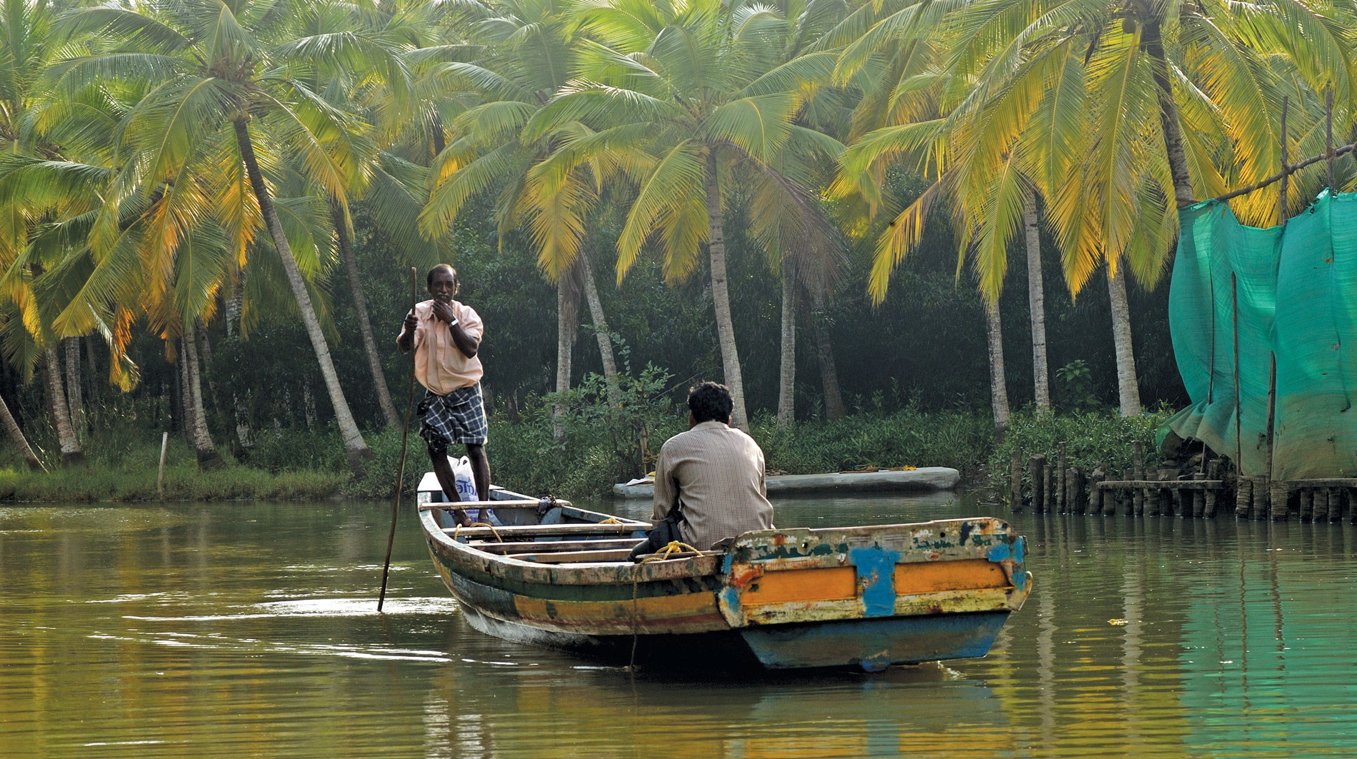 Sunrise Backwater boat Cruise at Cochin and Breakfast with