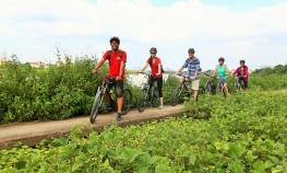 All Inclusive Cycling trip to Datla Pahad (Teeth Mountain) from Khajuraho.