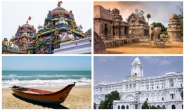 Full-day Chennai Private Sightseeing Tour