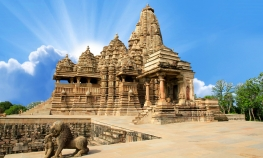 Private full Day Tour of Kamasutra Temples in Khajuraho.