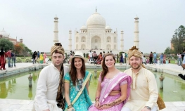Taj Mahal Private Day Tour from New Delhi.