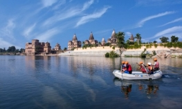 Orchha : All Inclusive Betwa River Rafting with Natures Walk
