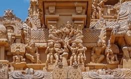 Chennai : 2 - Days religious tour of Chennai with Brihadeswar Temple