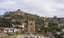 All Inclusive Private Day Tour to Chanderi from Orchha